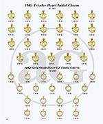 10kt Gold Initials Catalog-12