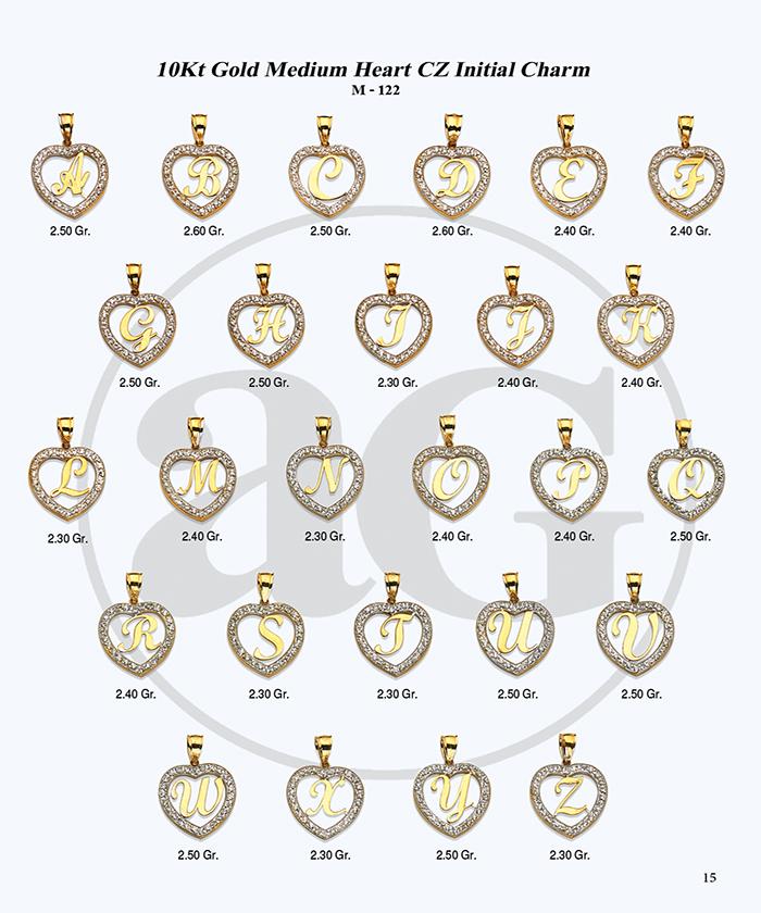 10kt Gold Initials Catalog-15