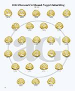 10kt Gold Initials Catalog-33