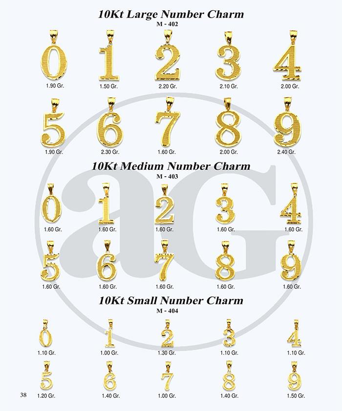 10kt Gold Initials Catalog-38