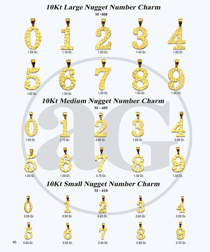 10kt Gold Initials Catalog-40