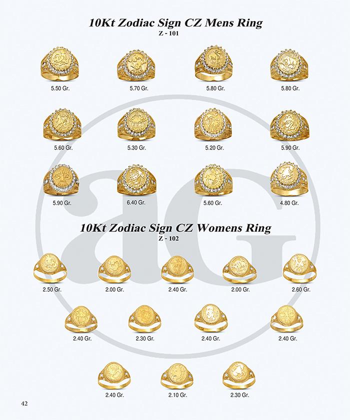 10kt Gold Initials Catalog-42