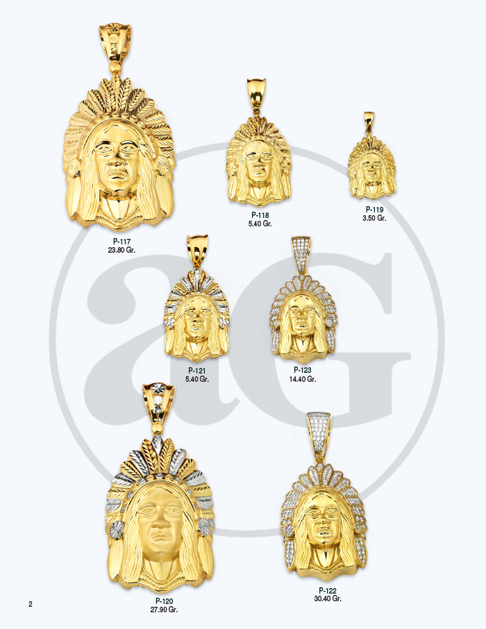 10kt Gold Charms Catalog-2
