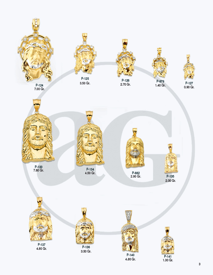 10kt Gold Charms Catalog-3