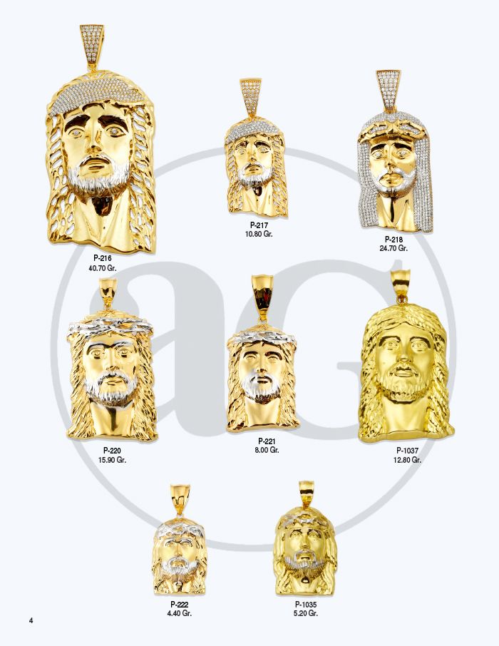 10kt Gold Charms Catalog-4
