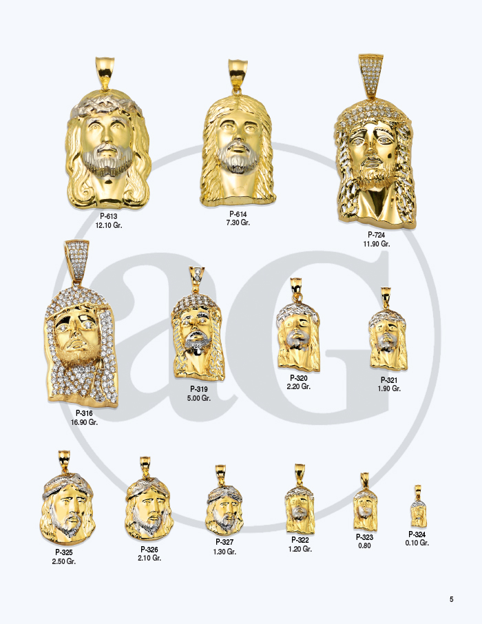 10kt Gold Charms Catalog-5