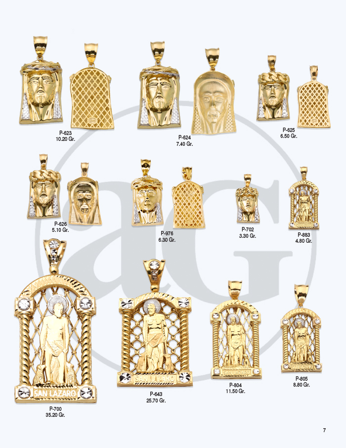 10kt Gold Charms Catalog-7