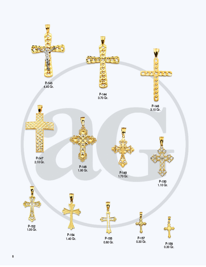 10kt Gold Charms Catalog-8