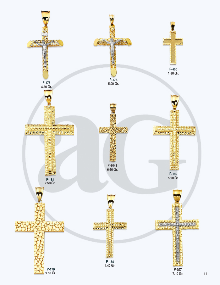 10kt Gold Charms Catalog-11