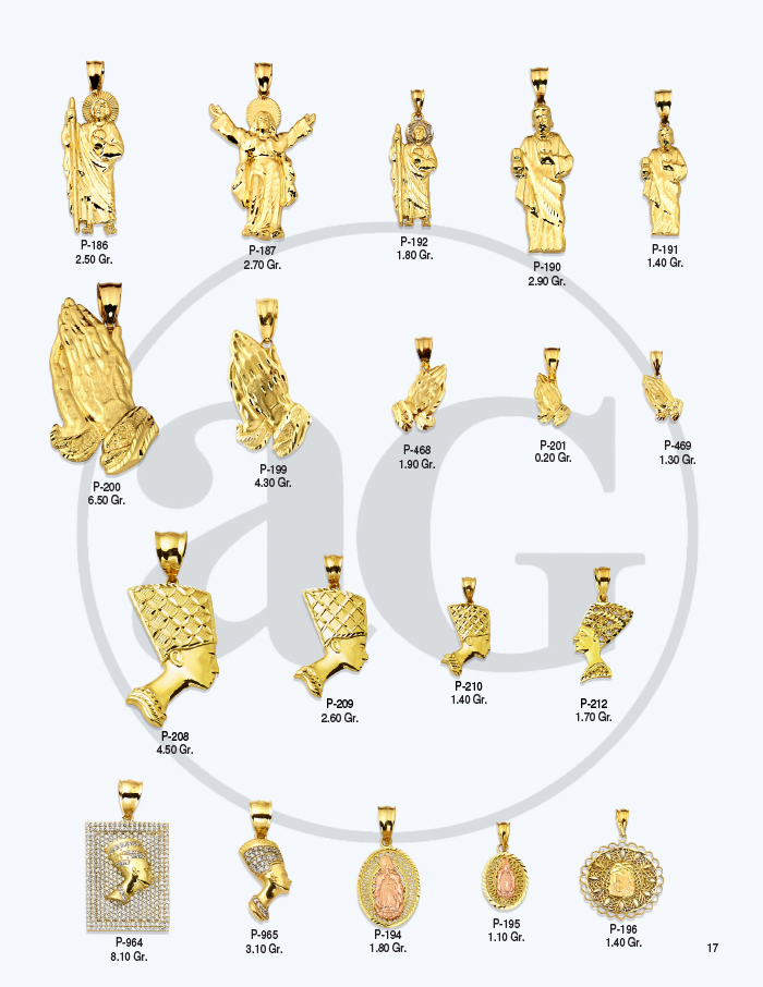 10kt Gold Charms Catalog-17