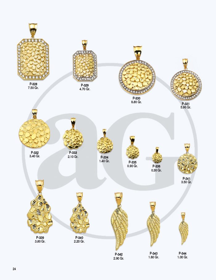 10kt Gold Charms Catalog-24