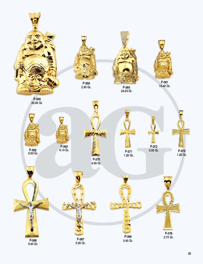 10kt Gold Charms Catalog-25