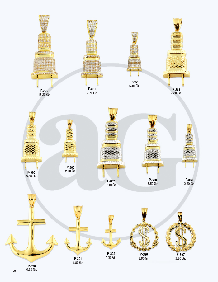 10kt Gold Charms Catalog-26