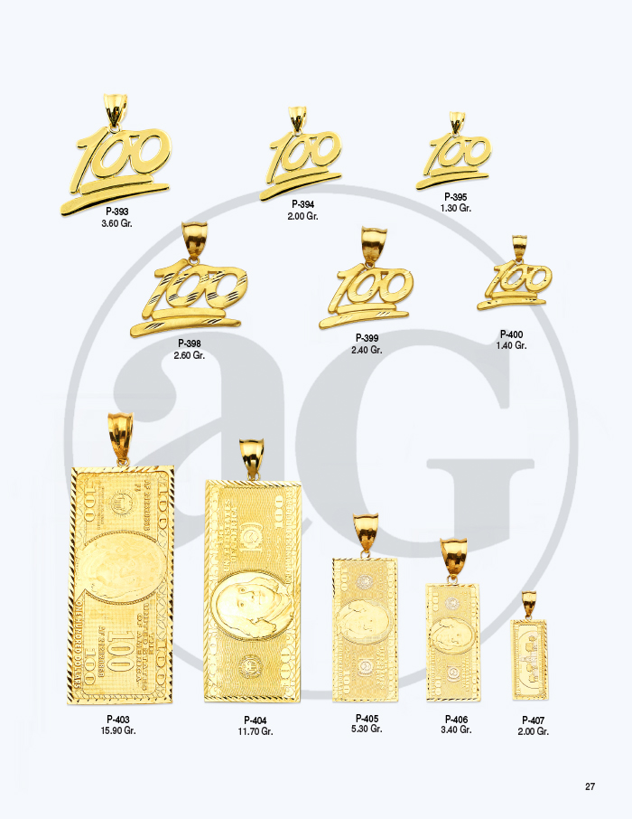 10kt Gold Charms Catalog-27