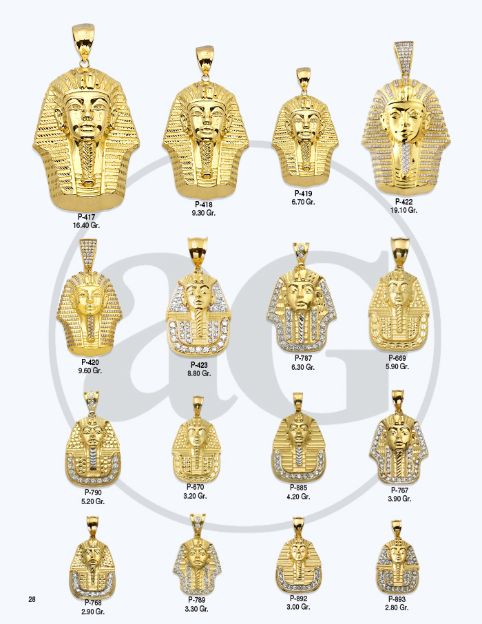 10kt Gold Charms Catalog-28