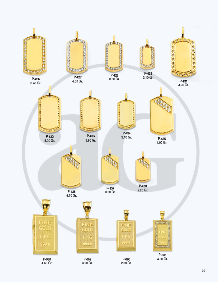 10kt Gold Charms Catalog-29