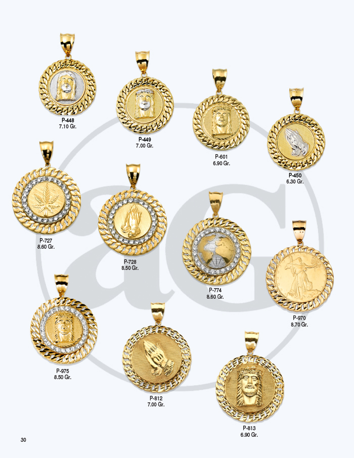10kt Gold Charms Catalog-30