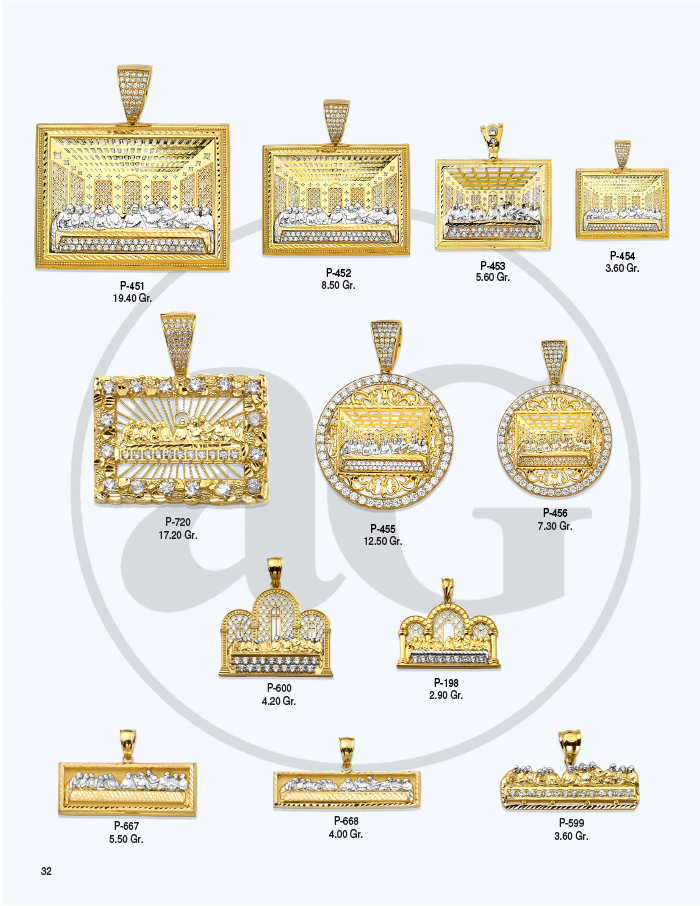 10kt Gold Charms Catalog-32