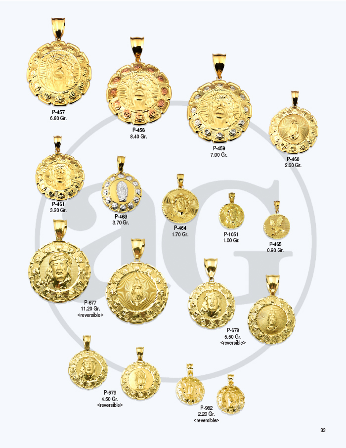 10kt Gold Charms Catalog-33