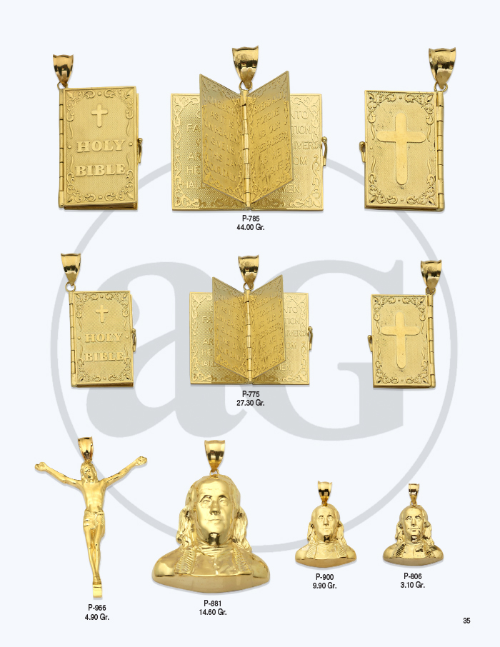 10kt Gold Charms Catalog-35