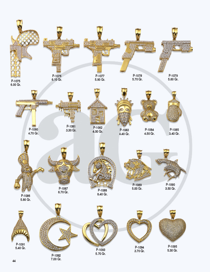 10kt Gold Charms Catalog-44