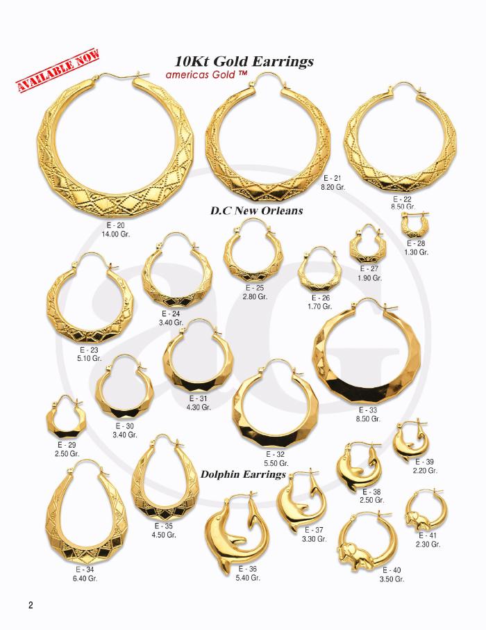 10Kt Earrings Catalog-2