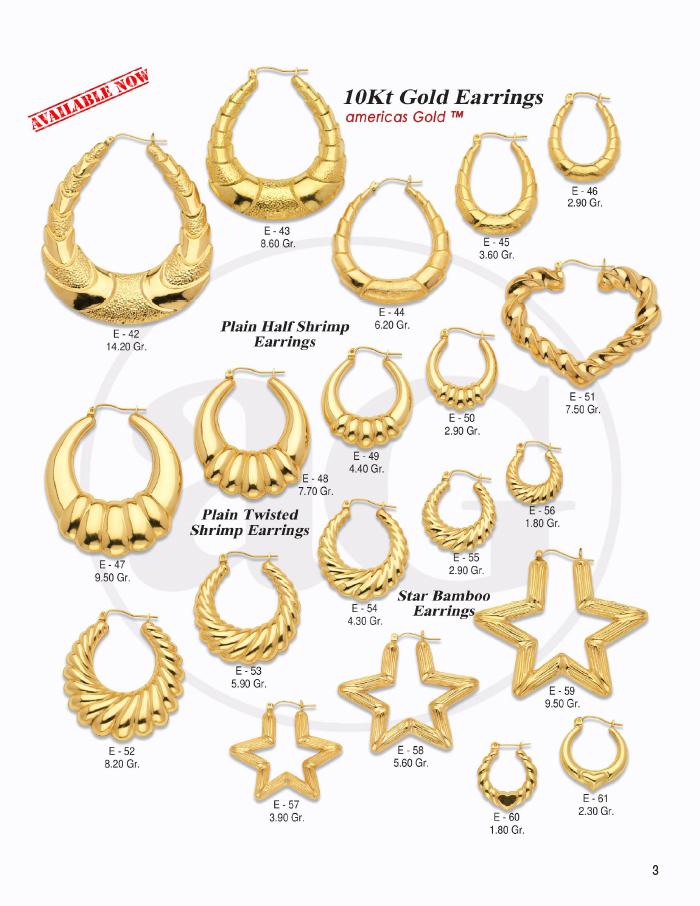 10Kt Earrings Catalog-3
