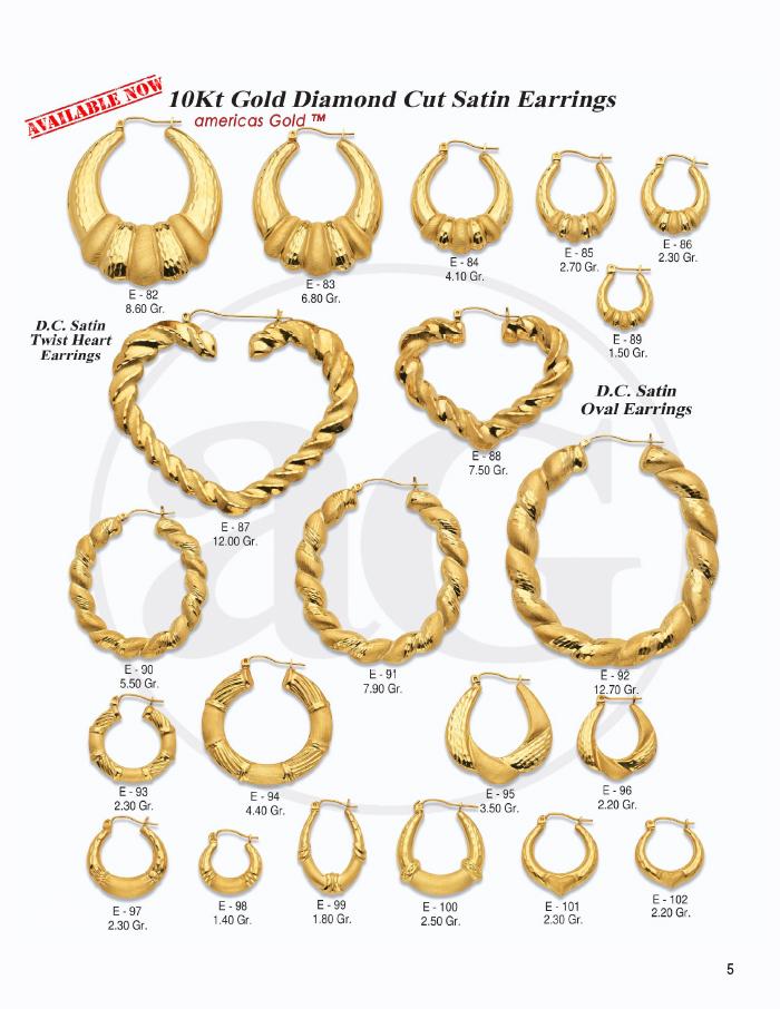 10Kt Earrings Catalog-5
