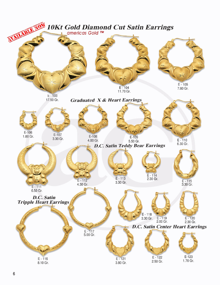 10Kt Earrings Catalog-6