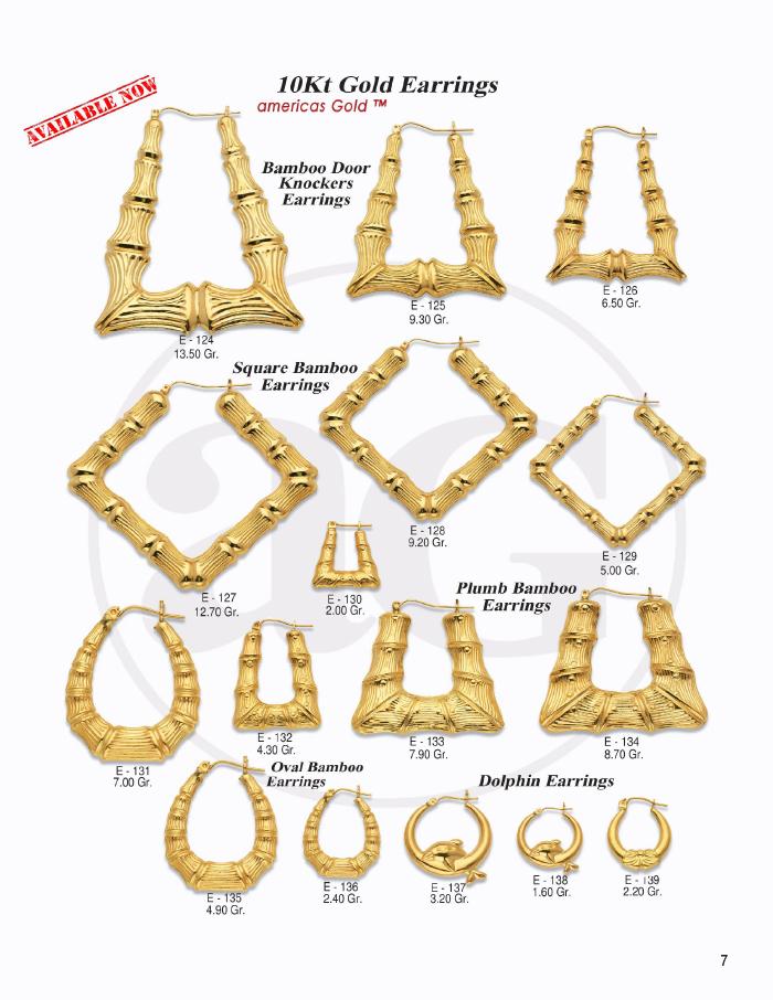 10Kt Earrings Catalog-7