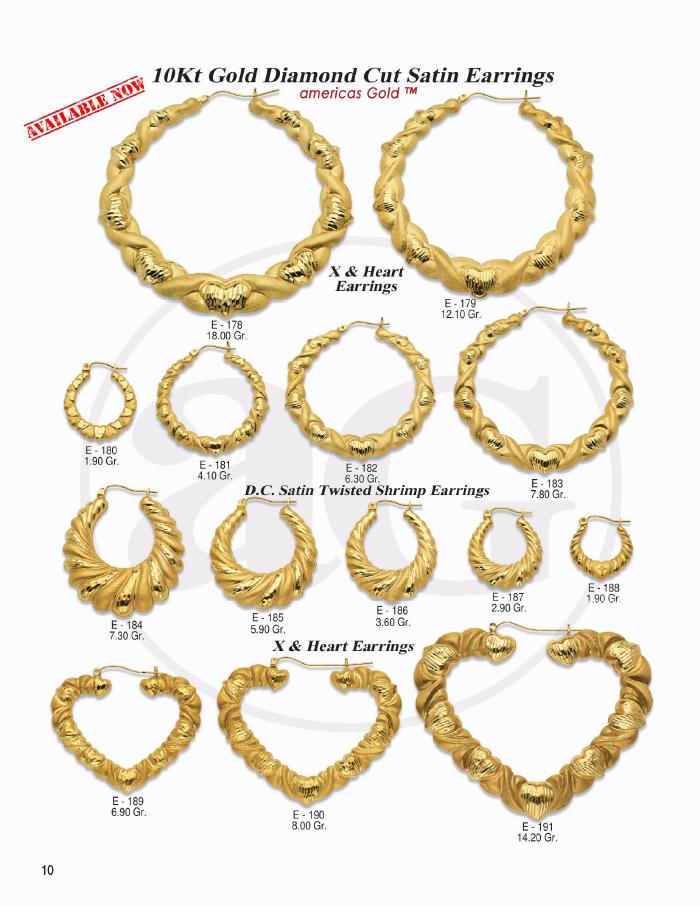 10Kt Earrings Catalog-10