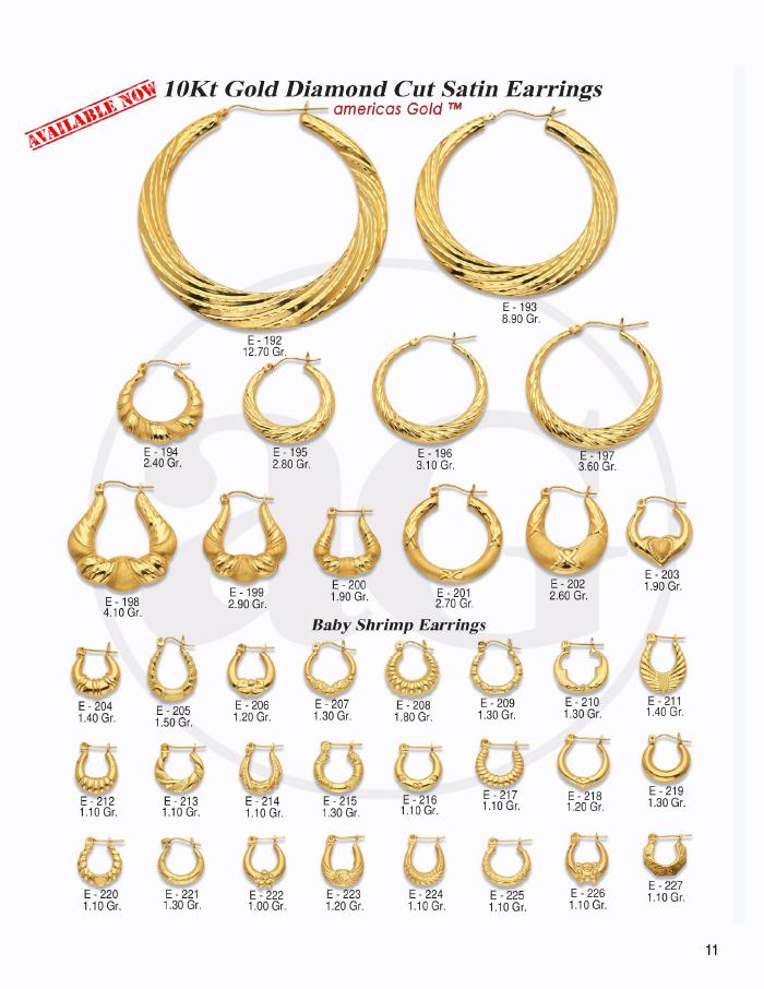 10Kt Earrings Catalog-11