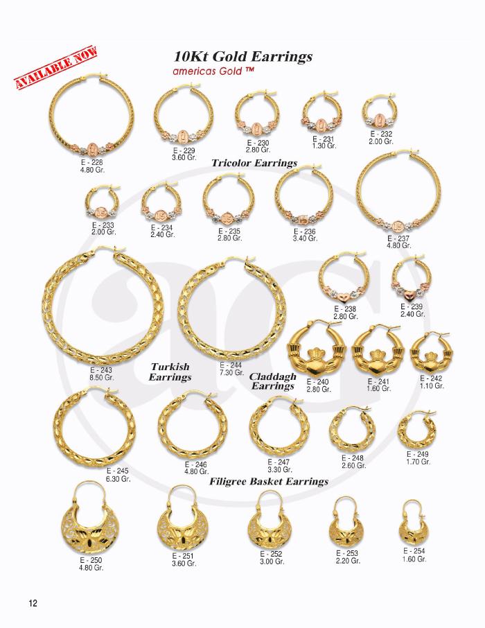 10Kt Earrings Catalog-12