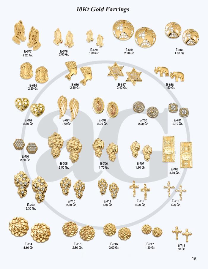 10Kt Earrings Catalog-19